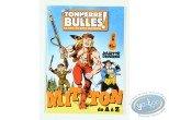 Monographie, Tonnerre de Bulles : Tonnerre de Bulles : Mitton, Derenne, Roosevelt, Brucero
