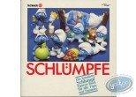Livre, Schtroumpfs (Les) : Catalogue Allemand Schleich 1986