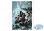 Affiche Offset, Garous : Loup-Garou