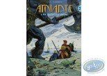 BD prix mini, Amiante : L'ile du géant triste