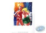 Affiche Offset, Lolo et Sucette : Cigarettes