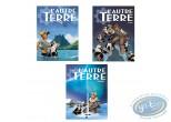 BD neuve, Autre Terre (L') : Série complète Trilogie L'Autre Terre
