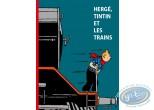 Livre, Tintin : Tintin et les trains