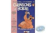 BD prix mini, Chansons cochonnes : Chansons à boire - Chansons cochonnes 2