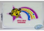 Bagagerie, Monsieur et Madame : Trousse Little Miss Sunshine (arc-en-ciel)