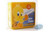 Boite, Titi : Boîte carrée, Titi : Corn flakes