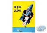 Aquarelle, Dan Cooper : Le Mur du Silence