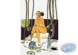 Ex-libris Offset, Guerre Eternelle (La) : Seated Woman