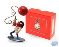 Collection les inventions de Gaston - Le bilboquet-bowling