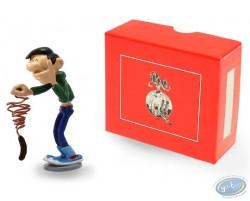 Collection les inventions de Gaston - Le ressort à boudin