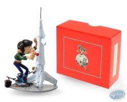 Collection les inventions de Gaston - La fusée modèle réduit