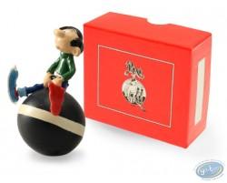 Collection les inventions de Gaston - La super-balle géante
