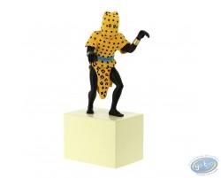 L'homme-léopard, Collection 'Le Musée imaginaire de Tintin'