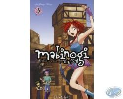 Mabinogi - Cadeau de la lune rouge Tome 3