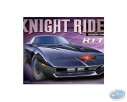 Maquette 1/24 Pontiac Transam 2000 K.I.T.T. Season 3
