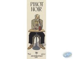Blake et Mortimer - Pinot noir 1998