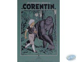 Corentin et le gorille
