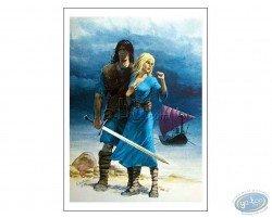 Thorgal et Aaricia
