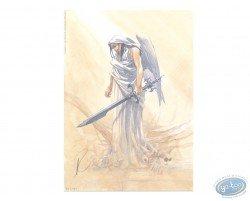 Guerrière à l'épée