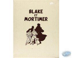 Coffret collector, Blake et Mortimer