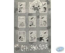 Carte publicitaire, Par-o-phone par Saive