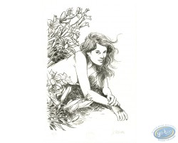Femme charmeuse