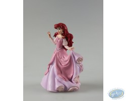 Ariel dans sa robe rose, Disney