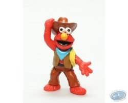 Elmo en Cow-Boy