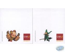 CAP 48 : Le Petit Spirou - Mélusine