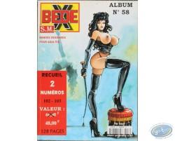 Bédé X N°58, Recueil des numéros 102/103