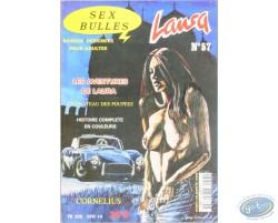 Sexbulles N°57, Les aventures de Laura, Le château des poupées
