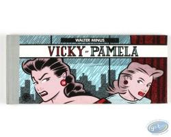 Vicky - Pamela + Le Maître des Andars