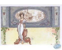 Femme de l'antiquité