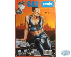 Gay Comix N°3