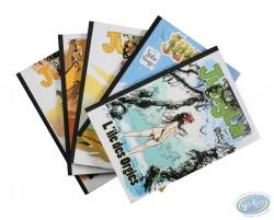 Série en 5 tomes