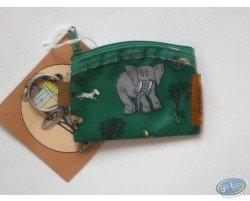 Porte-monnaie, Tintin vert