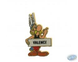 Astérix auto stoppeur 'Valence'