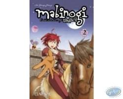 Mabinogi - Cadeau de la lune rouge Tome 2