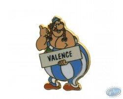 Obélix auto stoppeur 'Valence'