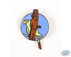 Fétiche et perroquet