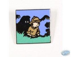 Tintin et l'homme Léopard