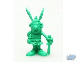 Mini Astérix glaive en bas à la main (vert Foncé)