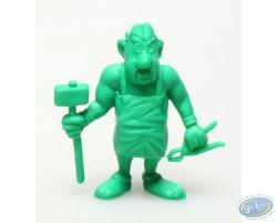 Mini Cétautomatix avec marteau et pince (vert foncé)
