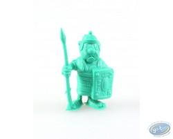 Mini Légionnaire triste avec pilum (vert foncé)