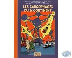 Les Sarcophages du 6ème Continent tome 1