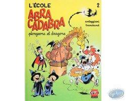 L'école Abracadabra, Plongeons et Dragons