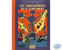 Les Sarcophages du 6ème Continent