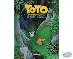 Toto l'Ornithorynque et l'Arbre Magique