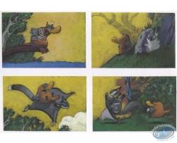4 dessins