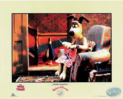 Gromit fauteuil